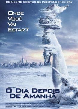 Filme O Dia Depois de Amanhã - Bluray 1080p 720p 2004 Torrent