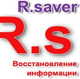 восстановление удаленных файлов бесплатной программой восстановления данных r.saver