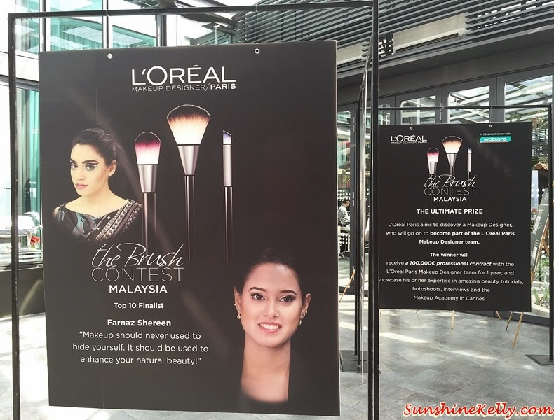 L'Oreal Paris The Brush Contest Malaysia Winner, L'Oreal Paris, Jamie Tan, The Brush Contest Malaysia, The Brush Contest International Cannes,