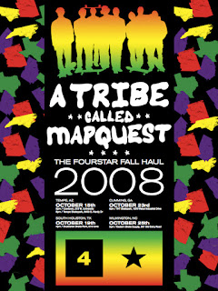 Fourstar - A Tribe Called Mapquest