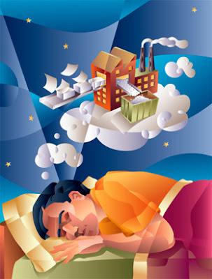 Tidur Mimpi Basah