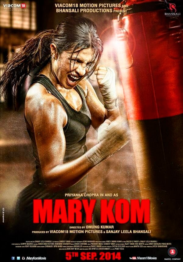 Mary Kom poster watch online full movie free download 2014.