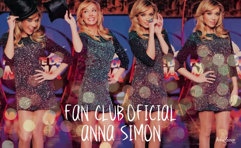 Anna Simon Fan Club Oficial