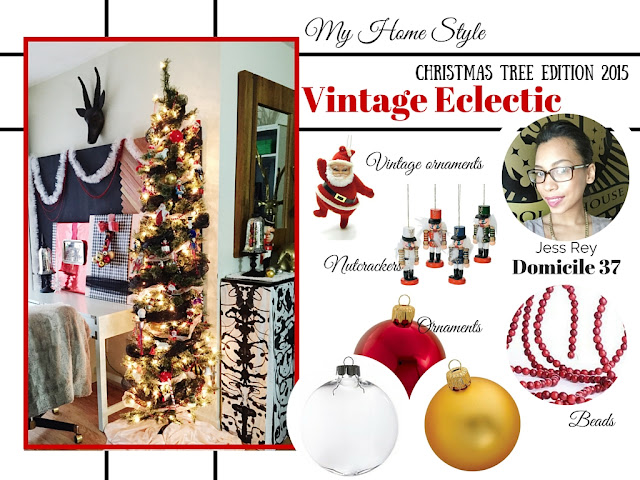 Sharing my Christmas style and what ornaments I use to decorate my Christmas tree