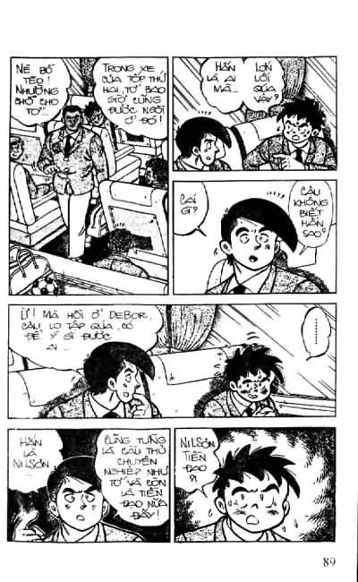 Jindodinho - Đường Dẫn Đến Khung Thành III  Tập 25 page 89 Congtruyen24h