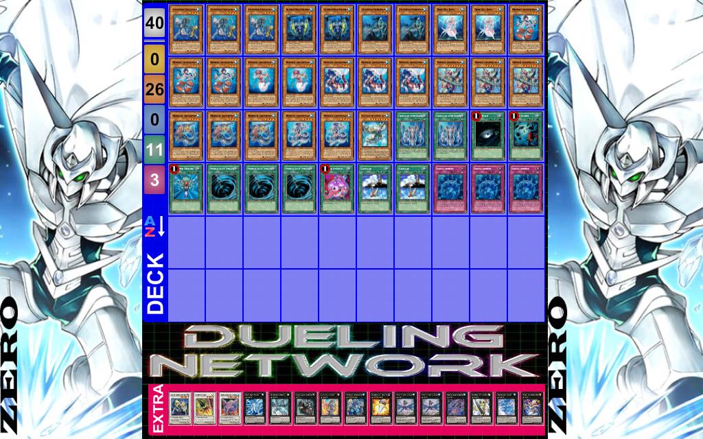 yugioh cartas hd deck profile mermail atlantean