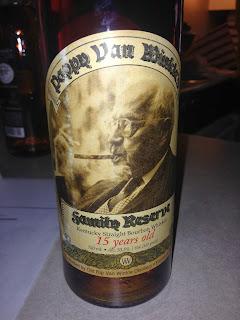 Pappy Van Winkle 15 Year Straight Kentucky Bourbon Whiskey