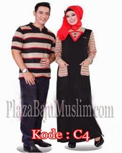 baju-muslim-couple-murah-kode C4