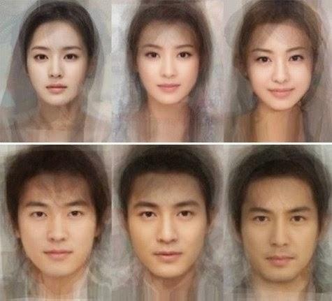 Inilah Perbedaan Fisik Antara Orang Korea, Jepang, dan China
