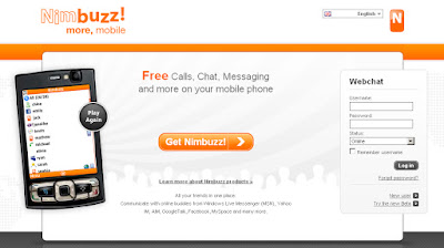 free calling app - Nimbuzz