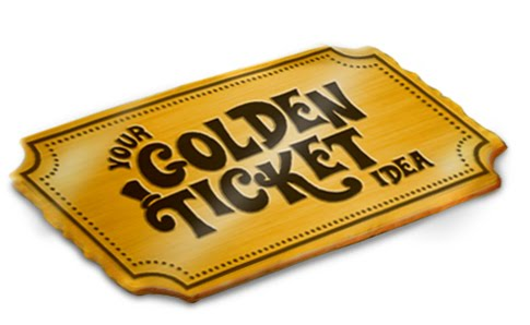 Pin Plain Golden Ticket Clip Art Vector Online Royalty Free on ...