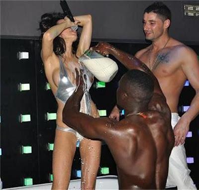 Анн Джи снимки секс чернокож танцьор
