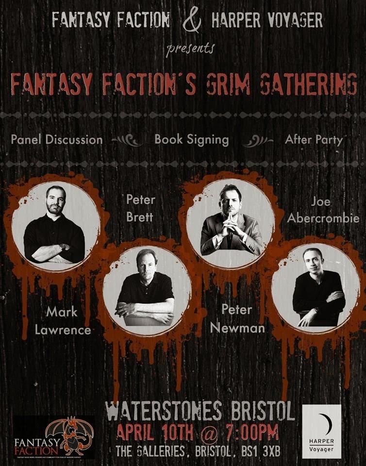 Grim Gathering Poster