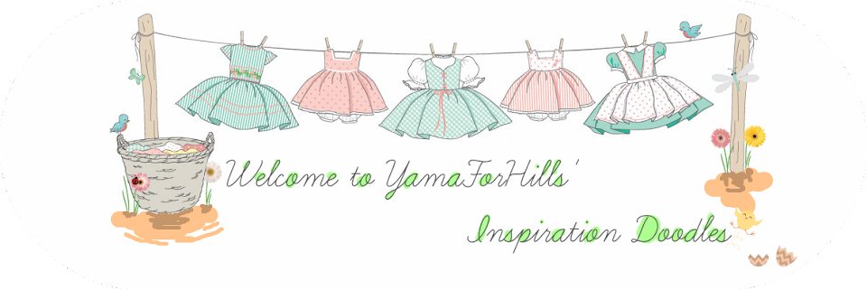 YaMaforhills's inspiration doodle