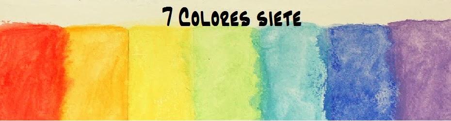 7 Colores siete