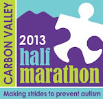My Next Adventure: Carbon Valley Half Marathon