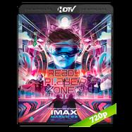 Ready Player One: Comienza el juego (2018) HC HDRip 720p Audio Dual Latino-Ingles
