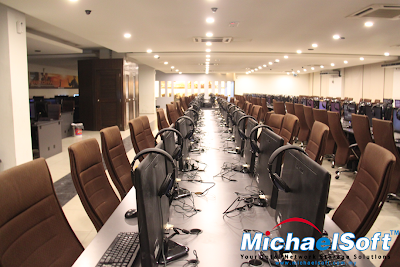 largest cybercafe in malaysia powered by michaelsoft