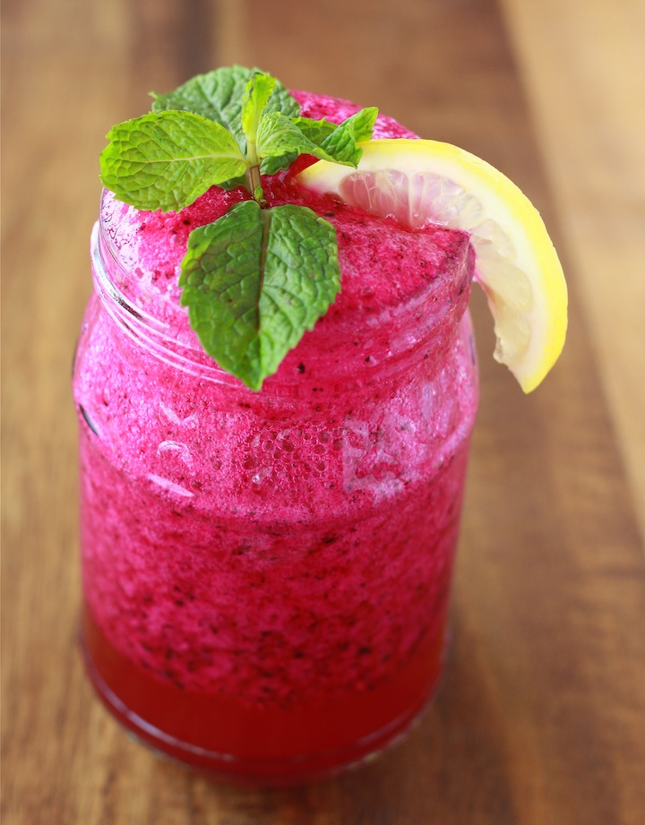 dragon fruit in spanish fruit punch recipe