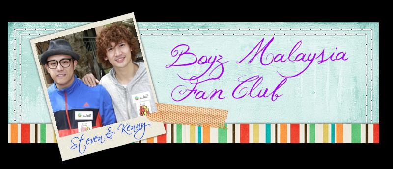 Boyz M'sia Fan Club