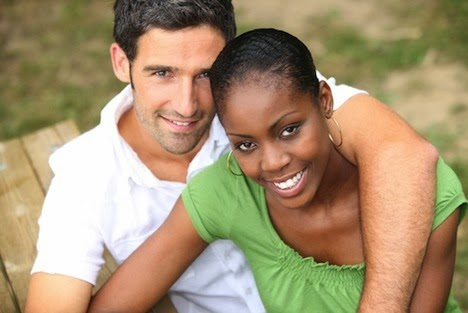 Mixed race dating agency