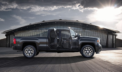The 2014 GMC Sierra All Terrain // Assembled in America. Like a truck should be.