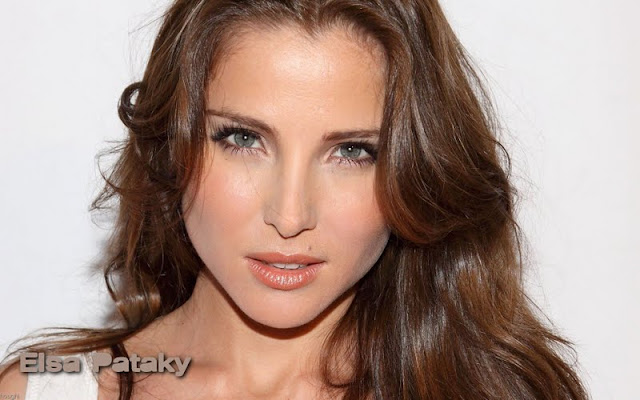 Elsa Pataky have a beautiful face