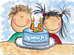 45è aniversari d'El Virolet !!!
