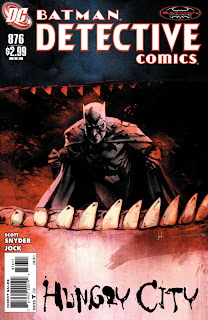 Detective Comics #876 - 365 Days of Comics