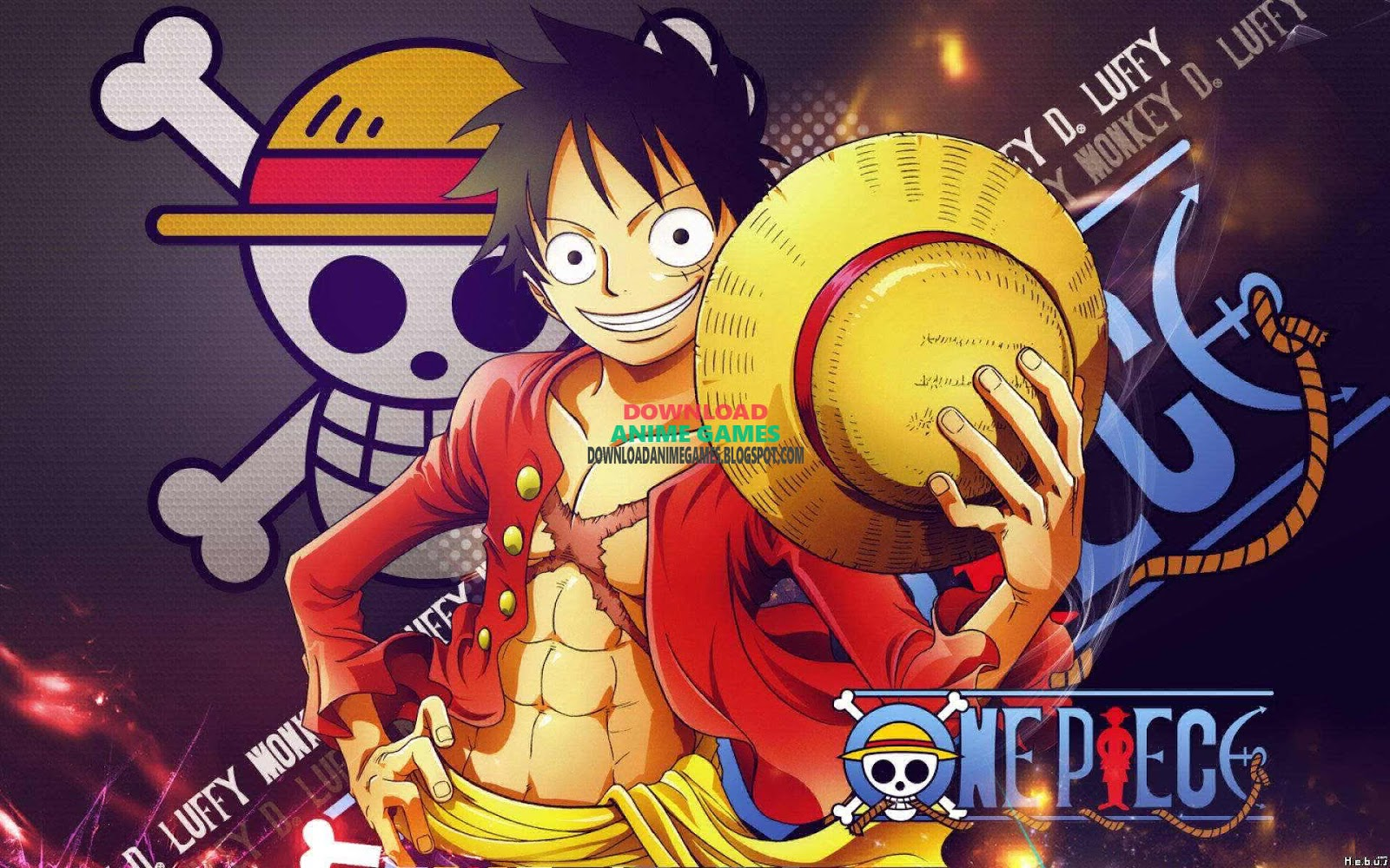 One Piece The New Era Mugen PC Games   Anime PC Games Download