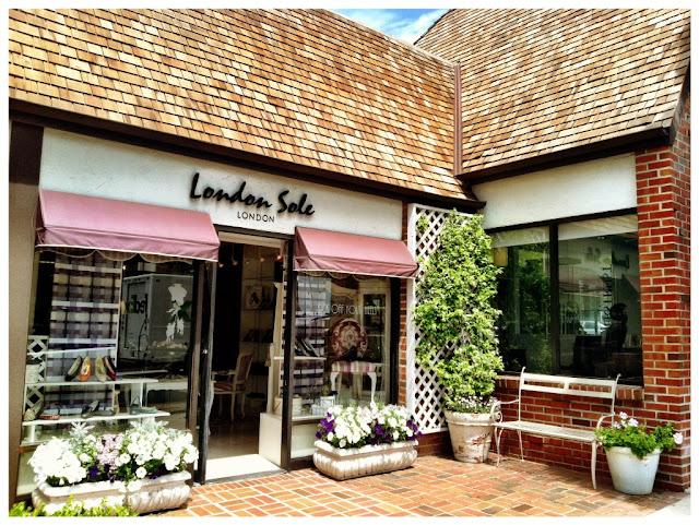 London Sole April 2012