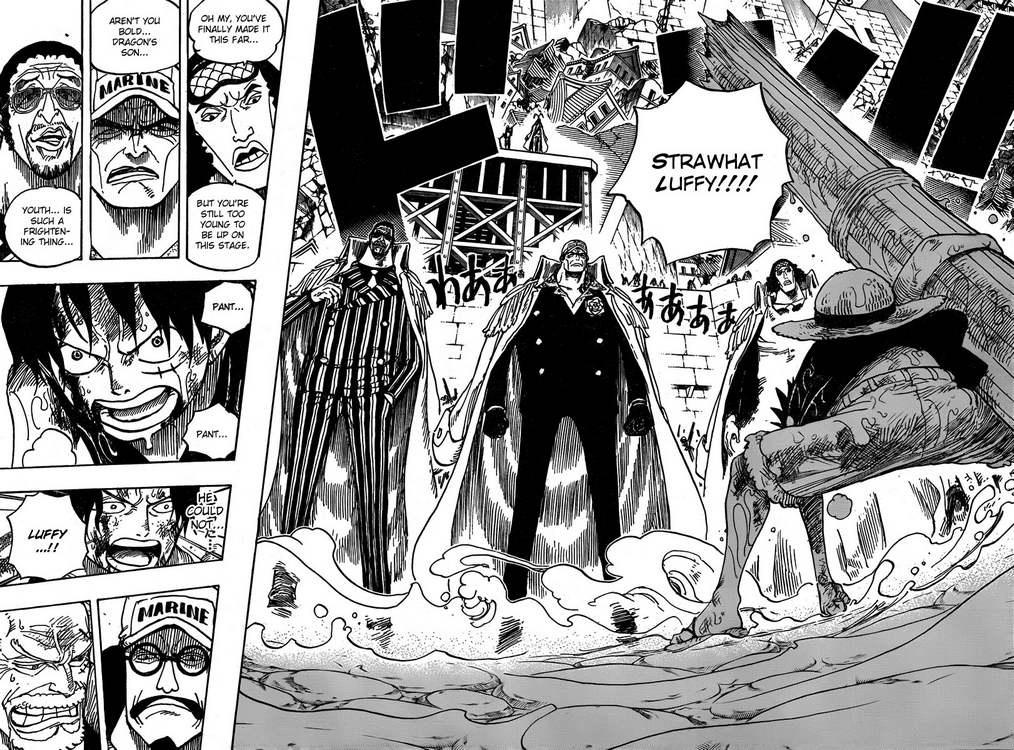 Anthony Andres Blog: MY FIVE FAVORITE MANGA #2: One Piece