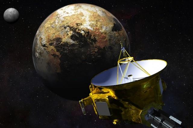 Sebulan dari Sekarang, New Horizons bakal Tiba di Pluto