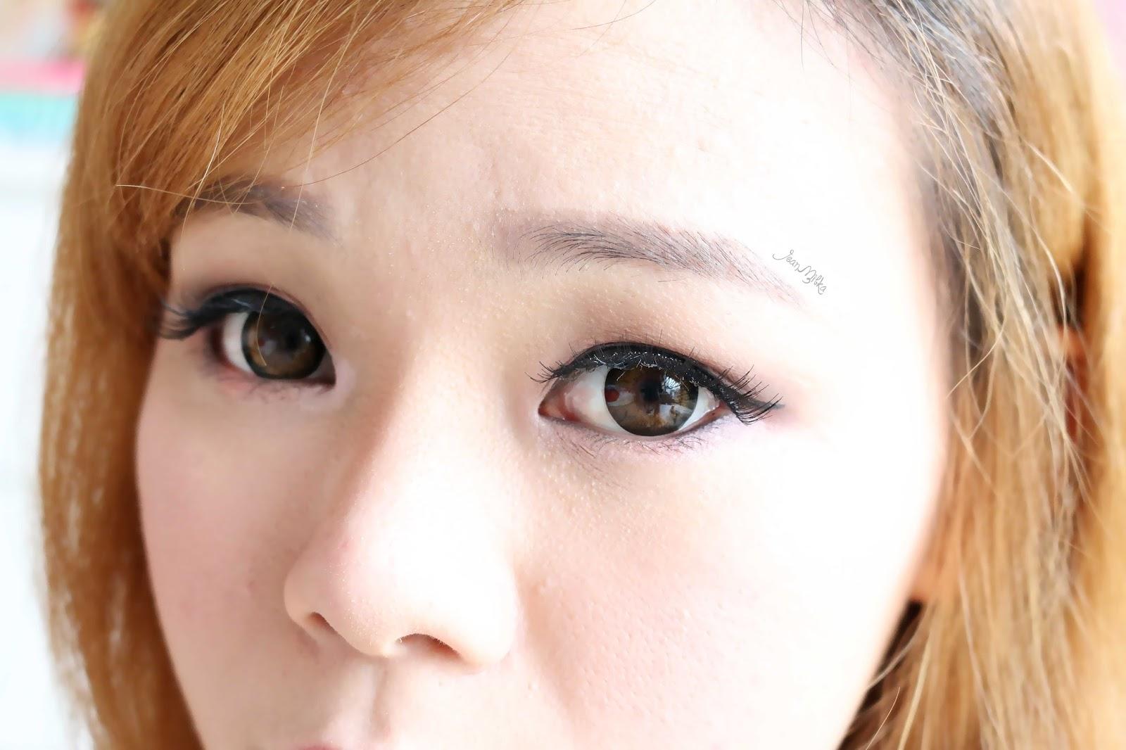 My Simple Korean Makeup Look Tips And Tutorial Video Jean Milka