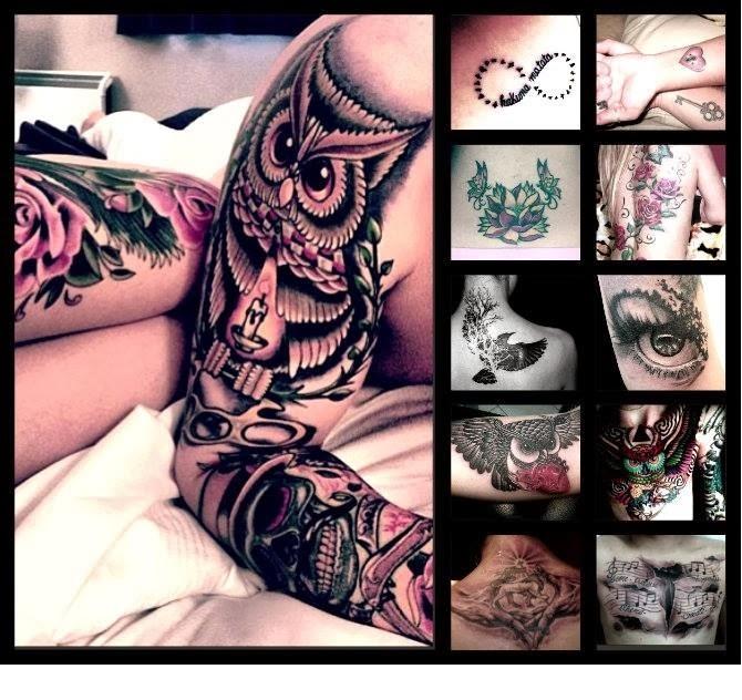 ejemplos de tatuajes afectivos