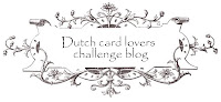 Badge Dutch Card Lovers Challenge Blog