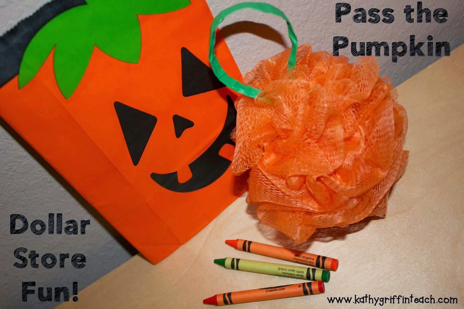The Stem on a Pumpkin