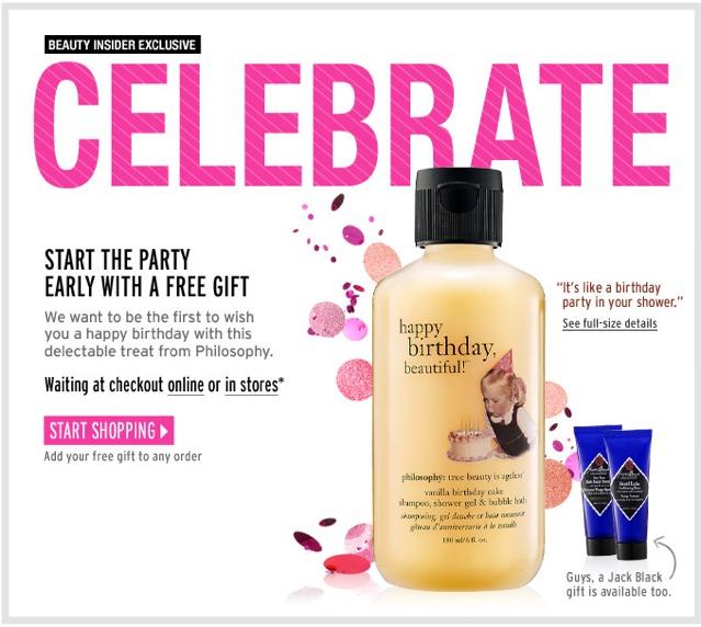 Birthday Rewards Economy Of Style