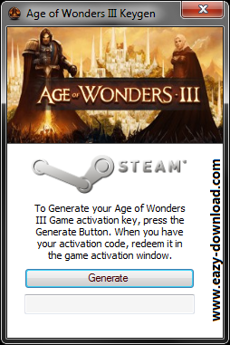 Age of Wonders III Keygen