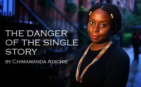 danger of single story Buy quicklet on ted talks: chimamanda adichie: the danger of a single story (cliffnotes-like summary): read kindle store reviews - amazoncom.