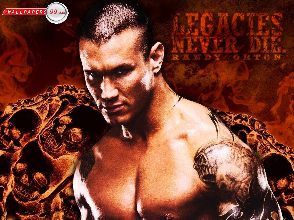 Randy Orton 2013 Wallpaper