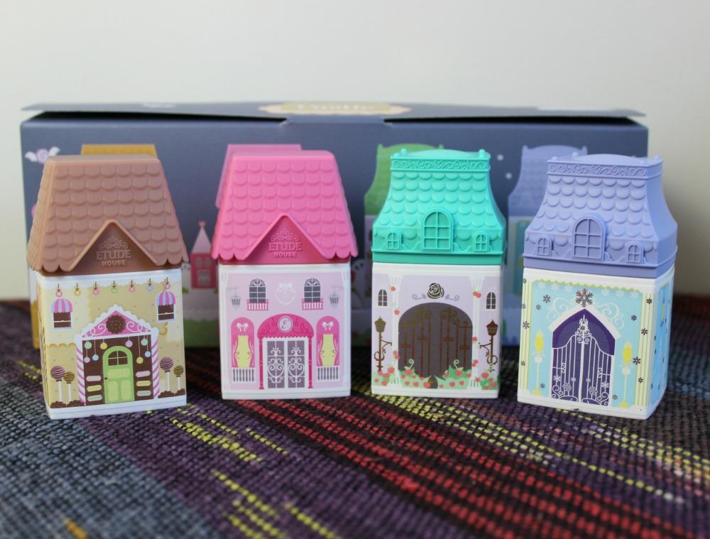 Etude House My Castle Hand Cream set