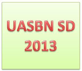 SOAL UASBN 2013 | CONTOH SOAL 2013