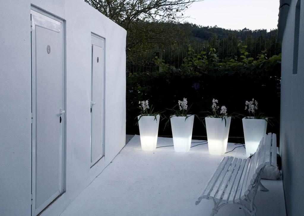 Baños portátiles para boda