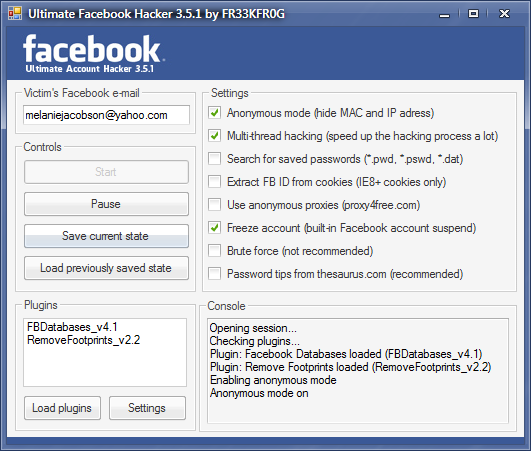 How to Hack Your Friends Facebook Account Password (Instantly)