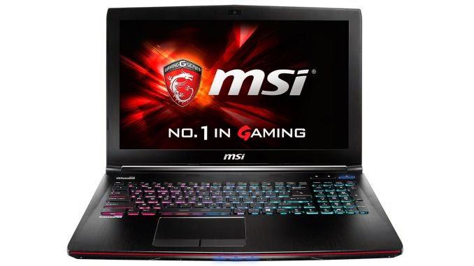 Syarikat MSI Malaysia Lancar Laptop Game MSI GE62