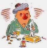 Träna ej sjuk