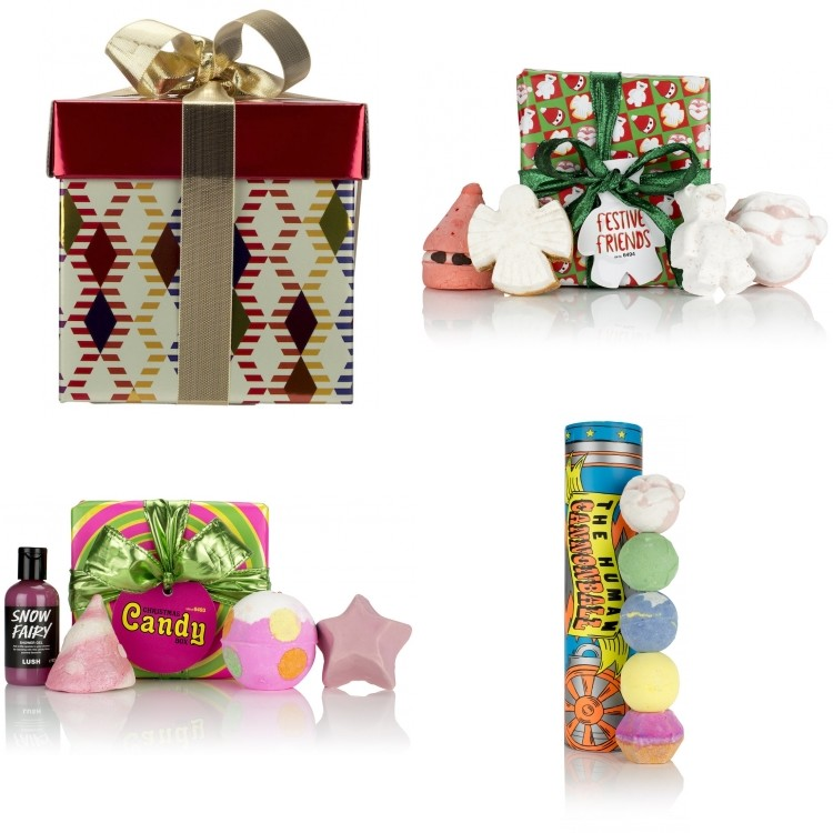Coffret Merry Christmas De Lush 3295EUR