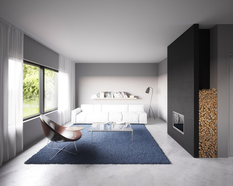 Estudio nap blog viviendas prefabricadas escandinavas for Interiores de casas prefabricadas