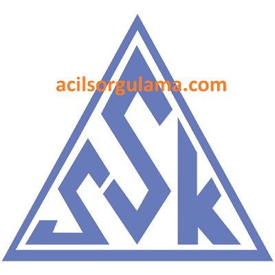 Acil SSK Sorgulama